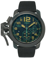 Graham Chronofighter Oversize Chronograph Men's Watch - 2CCAU.B09A.T12S