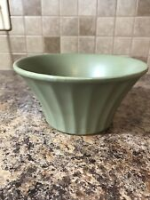 McCOY Econo Line  GREEN FLOWER POT Planter  #502 USA