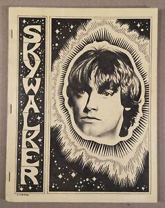 SKYWALKER #1 Fanzine Star Wars GEN Apr 1978 First Printing, Beverly Clark SCARCE