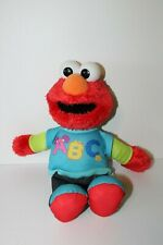 Sesame Street ABC Elmo Talking Singing Plush Educational Stuffed Toy
