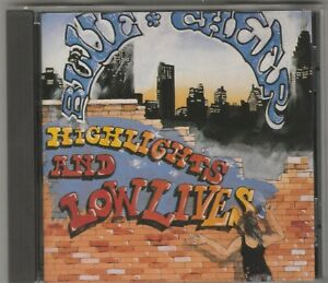 Blue Cheer - Highlights and Lowlives, CD