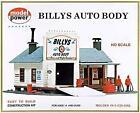 HO Scale Model Power 414 Billy's Auto Body Kit