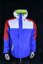 One Way Sports Authentic Padded Winter Ski Jacke Männer Jacket Größe L gefüttert