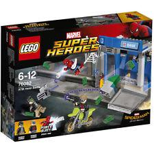 LEGO Super Heroes 76082: Spider-Man ATM Heist Battle - Brand New