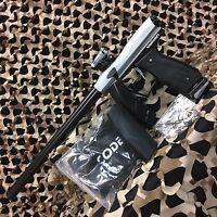 NEW Valken Code .68 Caliber Electronic Paintball Gun Marker - Titanium