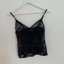 Calvin Klein size S nightwear lace top