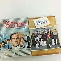 The Office Season 3 4 DVD Set Comedy TV Show Video Complete Disc