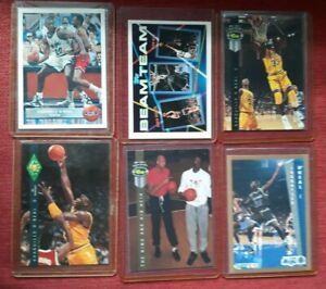 Shaquille Oneal 1992-93 Topps Beam Team Fleer UD  Classic PR1 Rookie Card RC lot