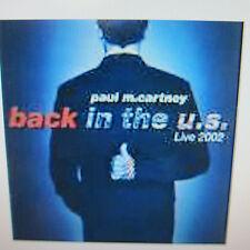 PaulMcCartneyGreatest Hits Live PianoDisc PianoCD 2 CDs