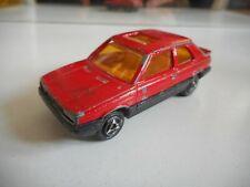 Majorette Renault 11 in Red