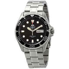 Orient Diver Ray II Automatic Black Dial Men's Watch FAA02004B9