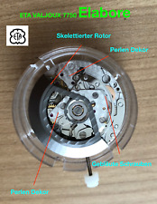 ETA Valjoux 7750 Chronograph Uhrwerk Swiss Made Version Elabore fabrikneu
