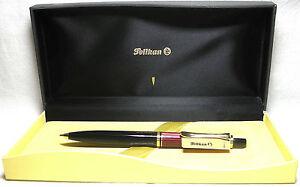 Pelikan Souveran D400 Pencil Red & Black Gold Trim New In Box Product