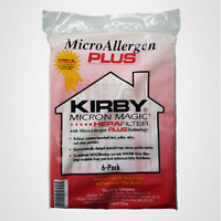 Genuine Kirby MICRON ALLERGEN PLUS BAGS Fits All Kirby Models