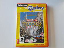Juego Monopoly Tycoon-PC