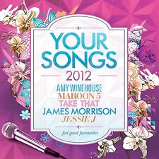 "COFFRET 2 CD NEUF ""YOUR SONGS 2012"" Maroon 5, Emeli SANDE, Katy PERRY, Gotye ..."
