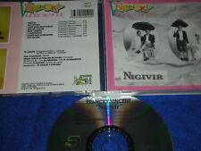 rare CD FRANCKY VINCENT nigivir 8 TITRES 1993 devarieux