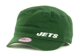 New York Jets Women's NFL Team Military New Era Cap Hat Lid Cadet Castro OSFA NY
