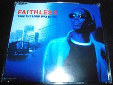 Faithless Take The Long Way Home Australian Remixes 6 Track CD Single