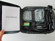 New MASTECH MS5900 Motor 3- Phase Rotation Indicator Meter w/ Case Bag