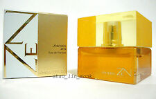 SHISEIDO ZEN PERFUME EDP GOLD BOTTLE WOMEN 50 ML 1.7 OZ NIB