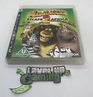 Madagascar Escape 2 Africa PS3 PlayStation 3 **FREE UK POSTAGE**