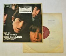 ROLLING STONES out of our heads LP MONO 1965 orig UK EXPORT VERSION SKL 4725