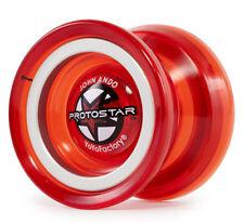 YoYoFactory Protostar Yo-Yo - Red w/String - John Ando