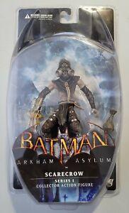 Scarecrow - Arkham Asylum Series 1 action figures (DC Direct)
