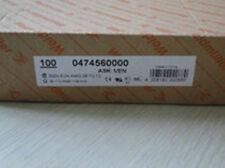 Weidmuller Terminal Block ASK 1/EN ( ASK1EN ) New In Box ! QTY 50 Per Lot !