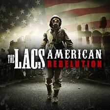 THE LACS CD - AMERICAN REBELUTION (2017) - NEW UNOPENED - COUNTRY