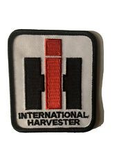 "International Harvester Ih Logo Sewn On/Iron On Patch 2 1/2"" - 3�. Brand New"