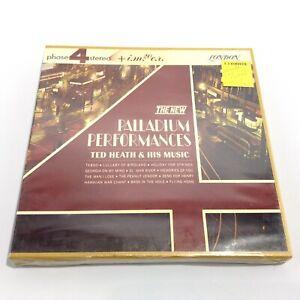 TED HEATH - The New Palladium Performances - REEL TO REEL TAPE LONDON -1964 Jazz