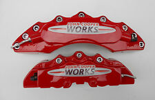 4X Caliper Brake Cover Mini cooper john works (JCW) (RED)
