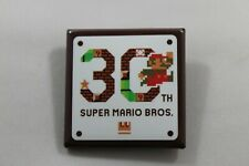 Nintendo Super Mario Bros 30th Anniversary Button/Pin