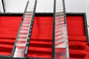 Prism Bar Set Vertical & Horizontal For Ophthalmology & Optometry Equipment