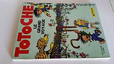 BD TOTOCHE LE GRAND VOYAGE TABARY 1974