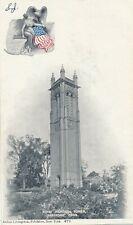 HARTFORD CT – Keney Memorial Tower – udb (pre 1908)