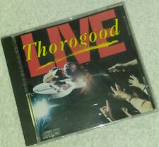George Thorogood & The Destroyers Live CD