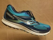 Saucony S20350-5 Guide 10 Everun Men's Blue Sport Running Athletic Shoes Size 13