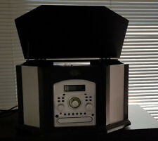 Lenox Classic A Turntable, CD Recorder, cassette player, AM/FM radio no remote