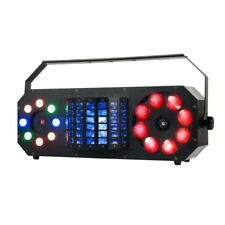 American DJ Boom Box FX2 4-FX-in-1 DJ Disco Club Gobo LED Light Effect