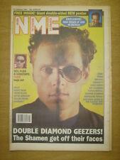 NME 1993 FEB 27 THE SHAMEN U2 BONO DAVID BOWIE NIRVANA