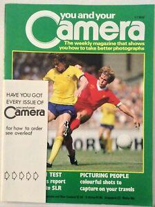 You And Your Camera Magazine  Fujica AX-I Test Vol.4 No.53 022019nonrh