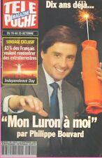 ▬►Télé Poche 1601 (1996) THIERRY LE LURON_BLANKASS_NENEH CHERRY_ANNABELLA