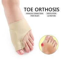 Day Night Bunion Splint Big Toe Care Corrector Hallux Valgus Straightener Foot