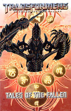 TRANSFORMERS REVENGE OF THE FALLEN TALES OF THE FALLEN Graphic Novel