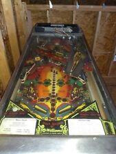 Rare! Black Knight Pinball 1980 machine by Williams.