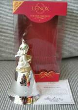 LENOX/Kirk $43 Annual 33rd Musical 2009 Little Drummer Boy Bell Ornament NIB