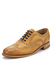 Marks and Spencer Brogues 100% Leather Flats for Women